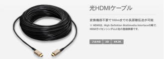 Optical Active HDMI Cable